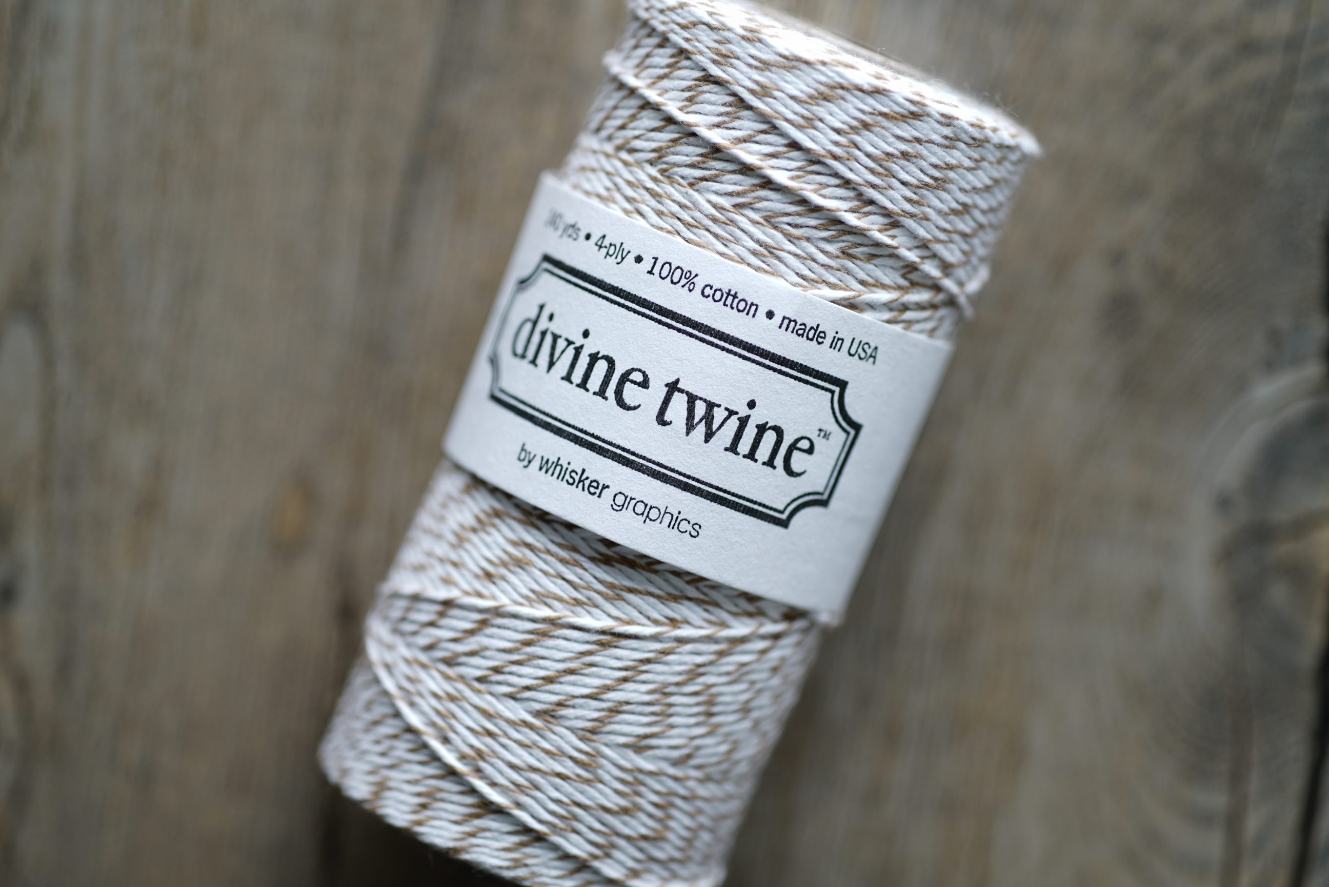 Divine Twine Brown (Brown Sugar)