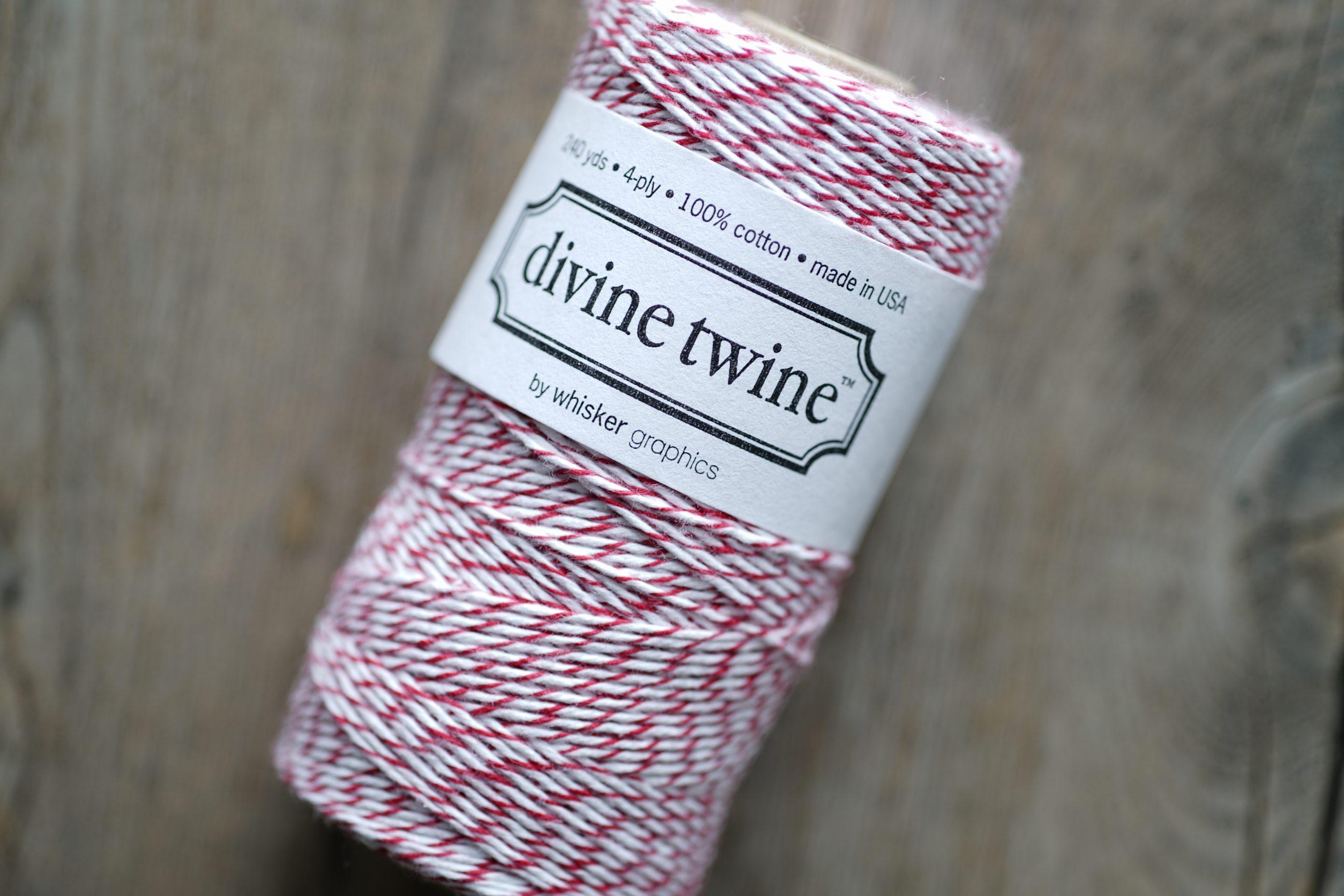 Divine Twine Red (Cherry)