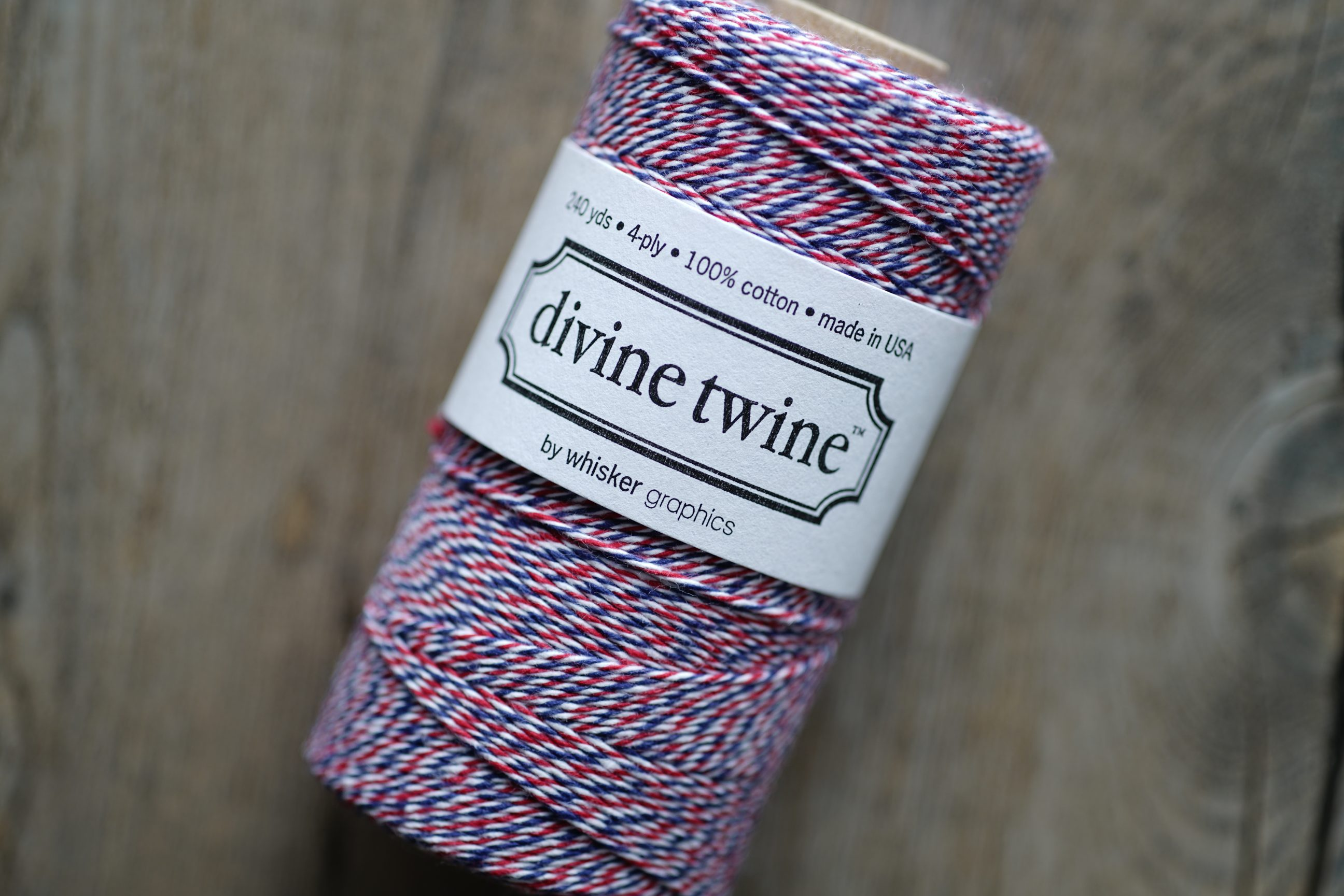 Divine Twine Tricolore (AirMail)
